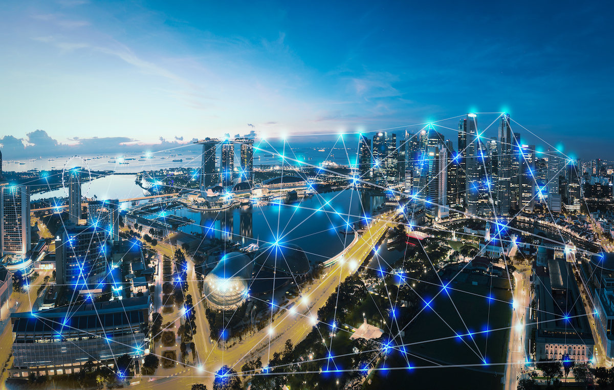 Blockchain Smart City Singapore