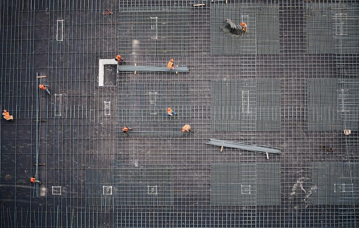 Blockchain For Construction